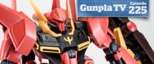 Gunpla TV – Episode 225 – RE/100 Bawoo!  HG Transient Glacier Gundam