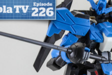 Gunpla TV – Episode 226 – New Stuff! Decal Campaigns! HG Vidar!