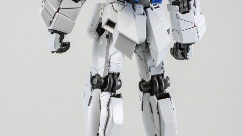 1-100 MG RX-0 Unicorn Gundam (Red or Green Frame Twin Frame Edition) Titanium Finish-17