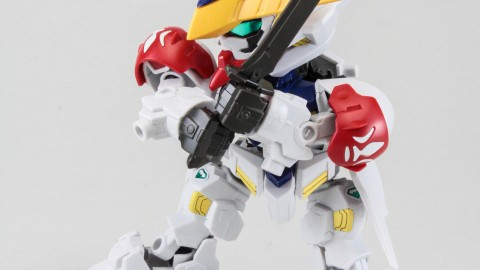 BB Gundam Barbatos Lupus DX-11