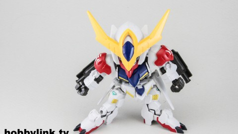 BB Gundam Barbatos Lupus DX-12