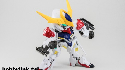 BB Gundam Barbatos Lupus DX-13