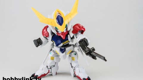 BB Gundam Barbatos Lupus DX-4