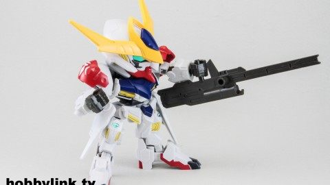 BB Gundam Barbatos Lupus DX-5