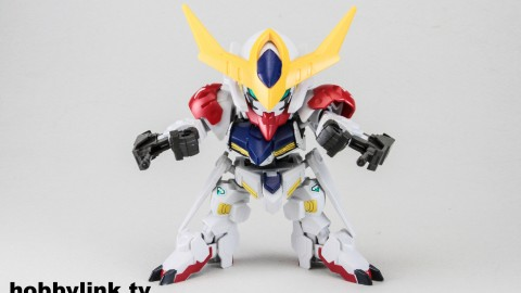 BB Gundam Barbatos Lupus DX-8