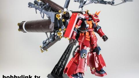 MG High Mobility Type Psycho Zaku Ver.Ka (GUNDAM THUNDERBOLT ver.)-1