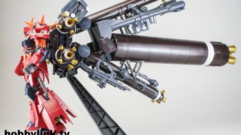 MG High Mobility Type Psycho Zaku Ver.Ka (GUNDAM THUNDERBOLT ver.)-12