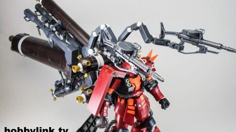 MG High Mobility Type Psycho Zaku Ver.Ka (GUNDAM THUNDERBOLT ver.)-2