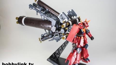 MG High Mobility Type Psycho Zaku Ver.Ka (GUNDAM THUNDERBOLT ver.)-8
