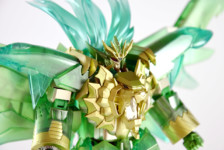 Super Robot Chogokin Genesic Gaogaigar Hell and Heaven Version By Bandai (Part 2: Review)