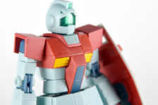 Robot Damashii RGM-79 GM ver. A.N.I.M.E. by Bandai (Part 2: Review)