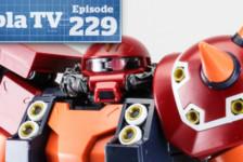 Gunpla TV – Episode 229 – MG Psycho Zaku Ver. Ka! 1/100 Vidar!