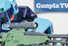 Gunpla TV – Episode 231 – MG GM Sniper II – HG GM Ground Type