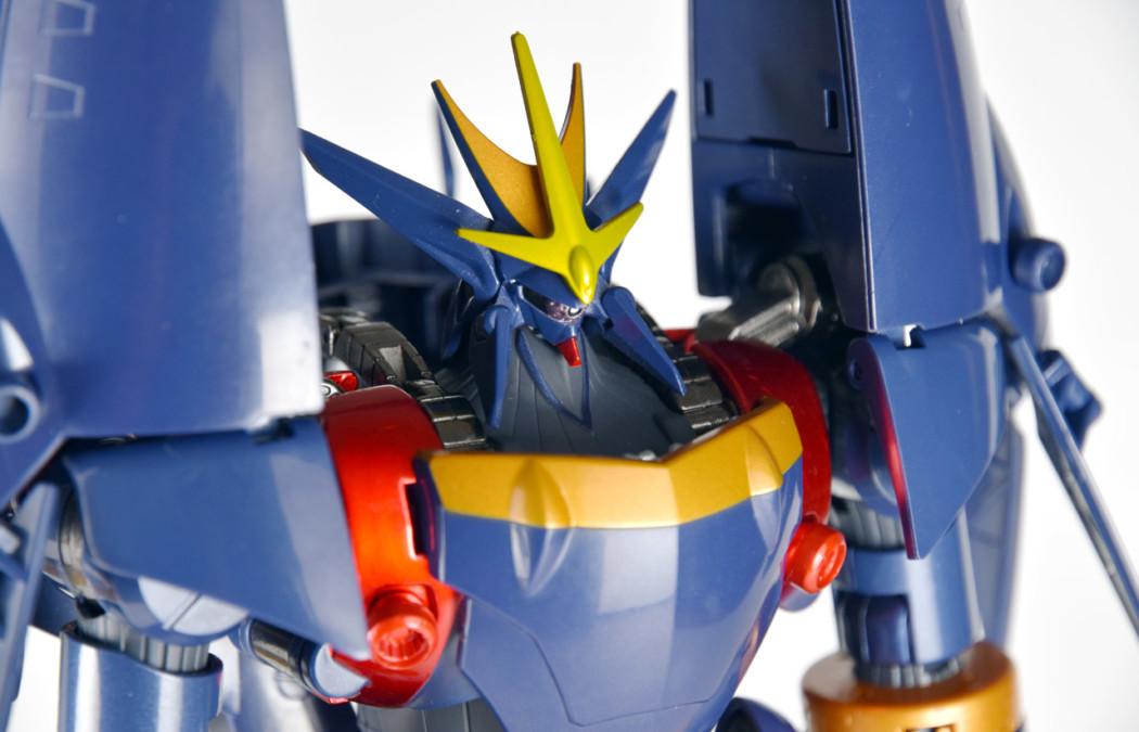 Soul of Chogokin GX-34R Gunbuster Buster Gokin Color Ver. by Bandai (Part 2: Review)