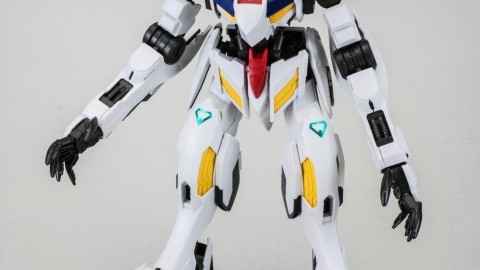 1-100 Full Mechanics Gundam Barbatos Lupus Rex-1