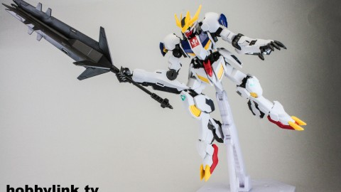 1-100 Full Mechanics Gundam Barbatos Lupus Rex-13