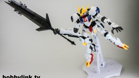1-100 Full Mechanics Gundam Barbatos Lupus Rex-14