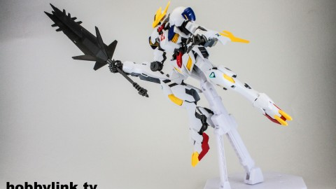 1-100 Full Mechanics Gundam Barbatos Lupus Rex-15