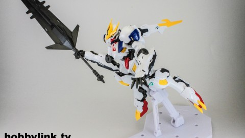 1-100 Full Mechanics Gundam Barbatos Lupus Rex-16
