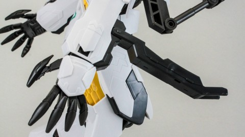 1-100 Full Mechanics Gundam Barbatos Lupus Rex-5