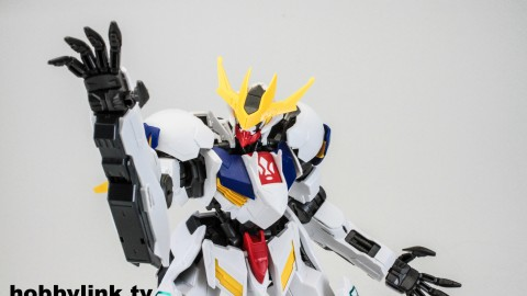 1-100 Full Mechanics Gundam Barbatos Lupus Rex-6