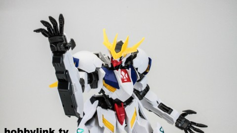 1-100 Full Mechanics Gundam Barbatos Lupus Rex-7