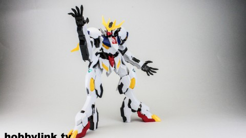 1-100 Full Mechanics Gundam Barbatos Lupus Rex-8