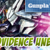 Gunpla TV Special – MG Providence Unboxing!