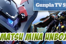 Gunpla TV Special – RG Amatsu Mina Unboxing!
