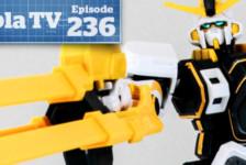 Gunpla TV – Episode 236 – HG Bael and Atlas Gundam!