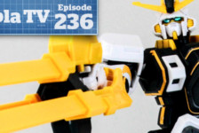 Gunpla TV – Episode 236 – HG Bael and Atlas Gundam!