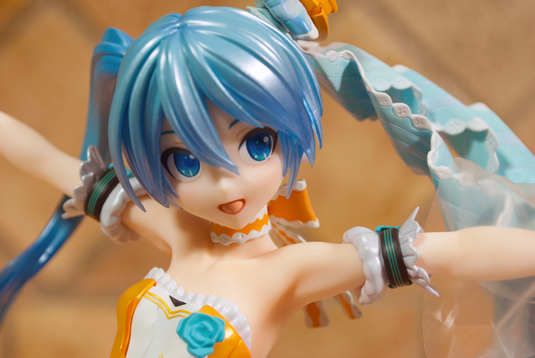 Hatsune Miku: Orange Blossom Ver. by  Max Factory (Review)
