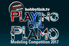 Playing With Plamo 2017 Entrants: Beginner Category