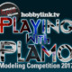 Playing With Plamo 2017 Entrants: Advanced Category