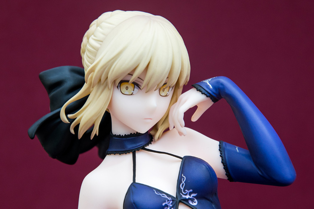 Fate/Grand Order: Saber Artoria Pendragon (Alter) Dress Ver. (Part 2: Review)