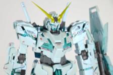 Metal Composite Unicorn Gundam Final Battle Ver. by  Bandai (Part 2: Review)