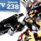 Gunpla TV – Episode 238 – RG Astray Gold Frame Amatsu Mina – 1/100 Bael – Fumina!