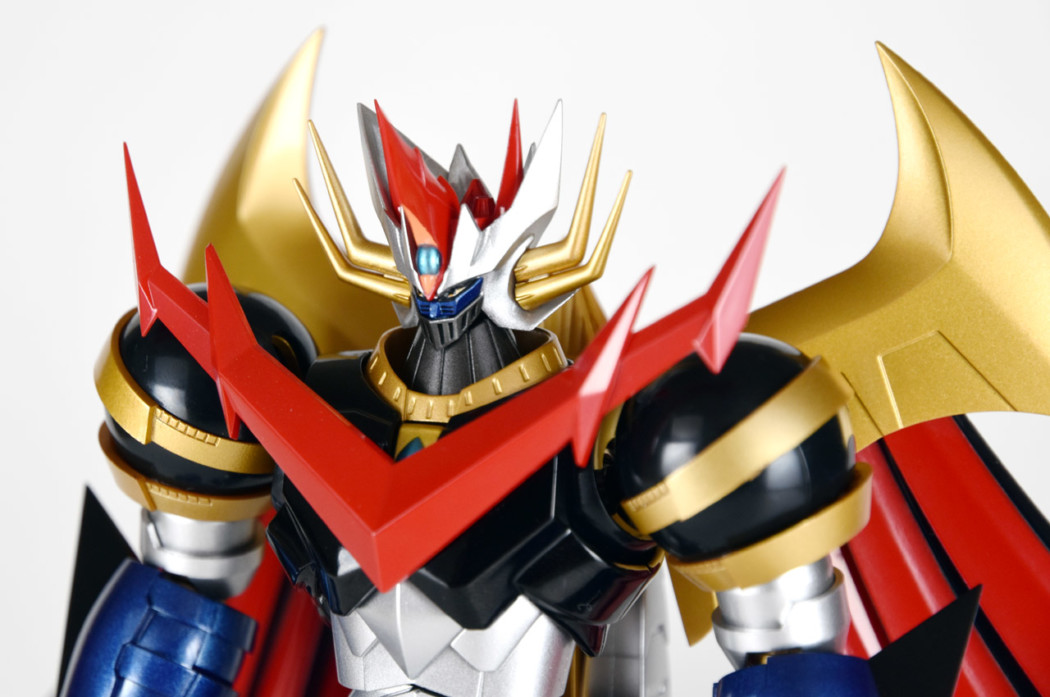 Super Robot Chogokin Mazin Emperor G by Bandai (Part 2: Review)