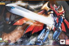 Super Robot Chogokin Mazin Emperor G by Bandai (Part 1: Unbox)