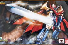 Super Robot Chogokin Mazin Emperor G by Bandai (Part 1: Unbox)