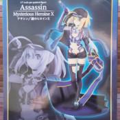 Fate/Grand Order Assassin/Mysterious Heroine X by Kotobukiya (Part 1: Unbox)