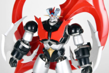 Super Robot Chogokin Mazinger Zero by Bandai (Part 2: Review)