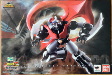 Super Robot Chogokin Mazinger Zero by Bandai (Part 1: Unbox)