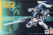 Metal Robot Damashii 00 Raiser by Bandai (Part 1: Unbox)