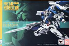 Metal Robot Damashii 00 Raiser by Bandai (Part 1: Unbox)