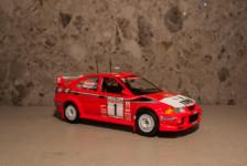 Tamiya 1/24 Mitsubishi Lancer Evolution VI WRC