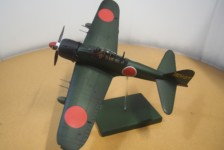 1/32 Mitsubishi A6M7 Zero Fighter Type 62 302nd Flying Group by  Hasegawa – Part Two – Build