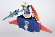 Robot Damashii G-Fighter ver. A.N.I.M.E. by Bandai (Part 2: Review)