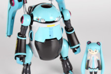 1/35 35Mechatro WeGo & Hatsune Miku by Sentinel (Part 2: Review)