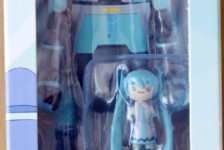 1/35 35Mechatro WeGo & Hatsune Miku by Sentinel (Part 1: Unbox)